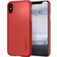 Spigen Thin Fit iPhone X, metallic red
