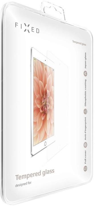 "FIXED Ochranné tvrzené sklo pro Apple iPad 2017/Air/Air 2/Pro 9,7"", 0.33 mm"
