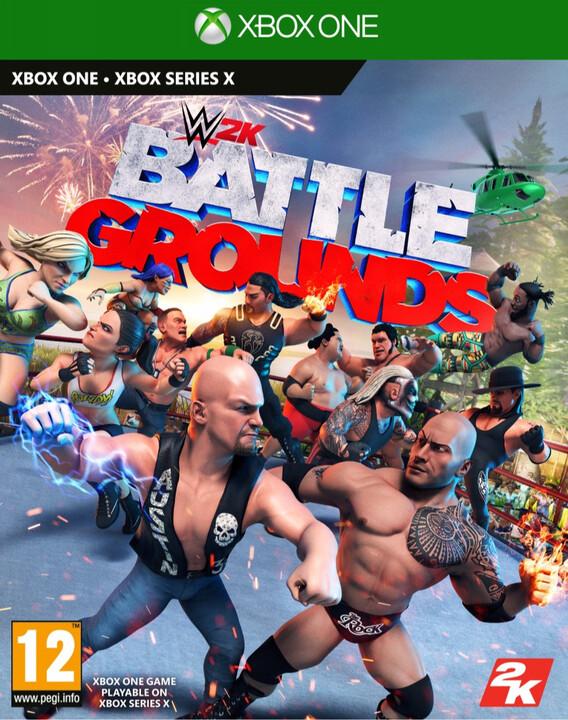 WWE 2K Battlegrounds (Xbox ONE)
