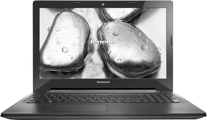Lenovo IdeaPad G50-30, černá