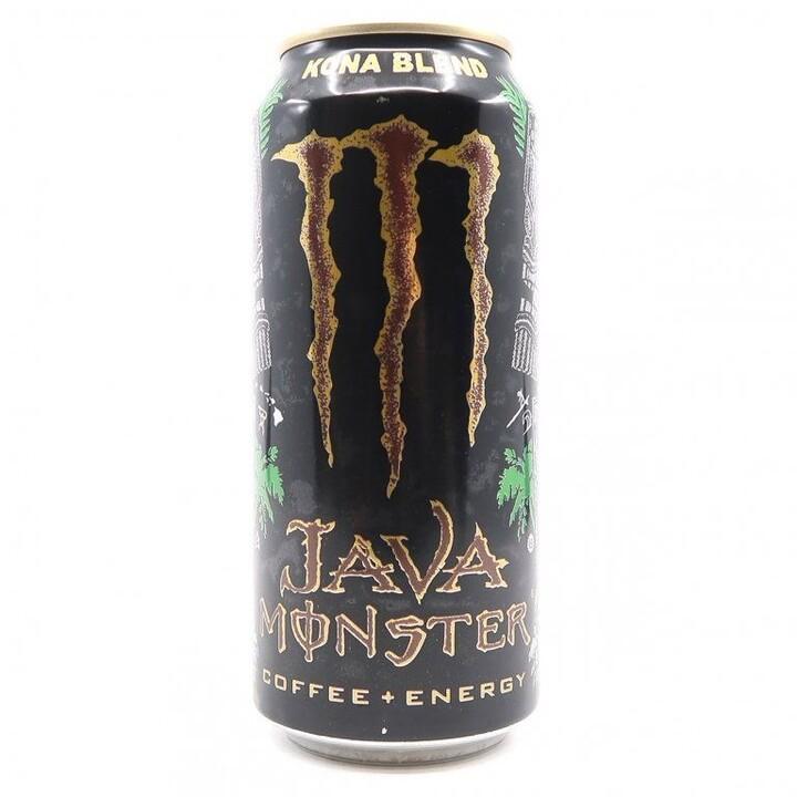 JAVA MONSTER Kona Blend Energy Drink 443 ml