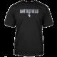 Tričko Battlefield 4 Logo, černá (US L / EU XL)