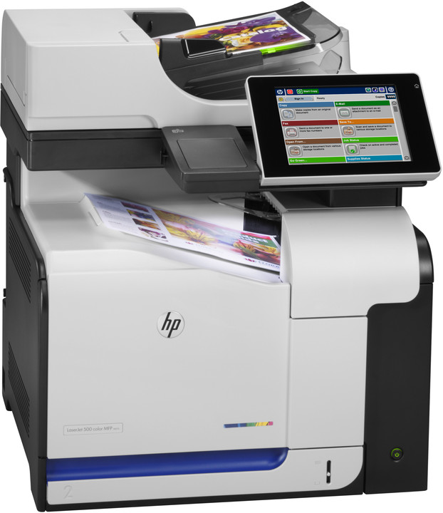 HP LaserJet Enterprise 500 M575f