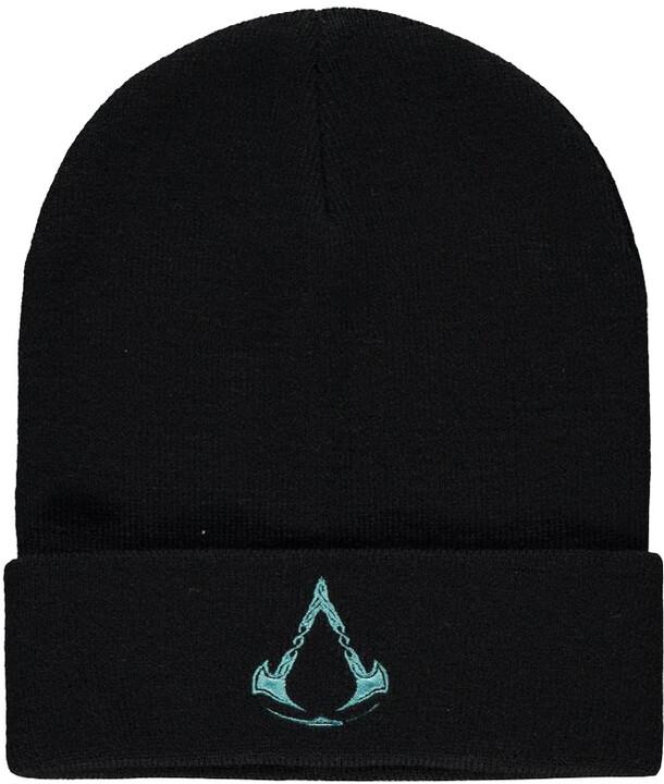 Čepice Assassins Creed: Valhalla - Logo