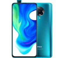 Xiaomi POCO F2 Pro, 8GB/258GB, Neon Blue  + Elektronické předplatné čtiva v hodnotě 4 800 Kč na půl roku zdarma + O2 TV s balíčky HBO a Sport Pack na 2 měsíce (max. 1x na objednávku)