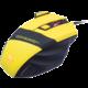 CONNECT IT Biohazard V2 myš, žlutá  + Podložka pod myš CZC G-Vision Dark, L (v ceně 250 Kč)