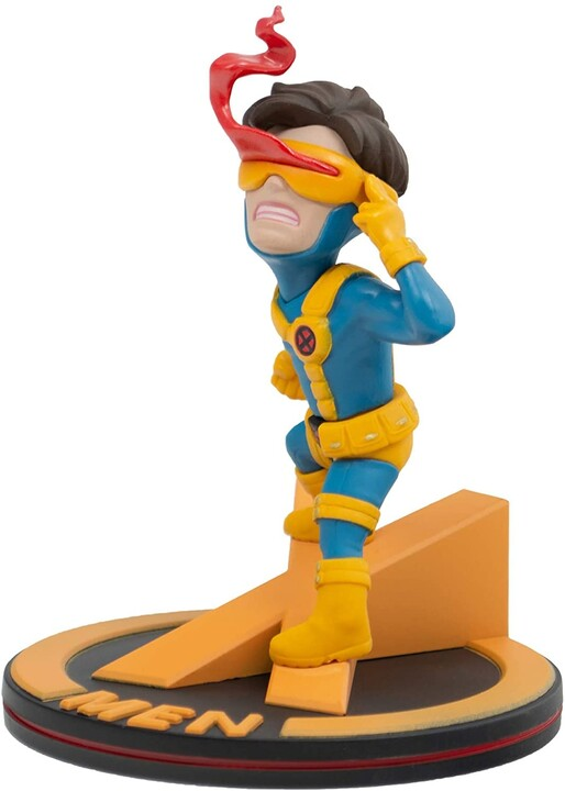 Figurka Q-Fig X-Men - Cyclops Diorama
