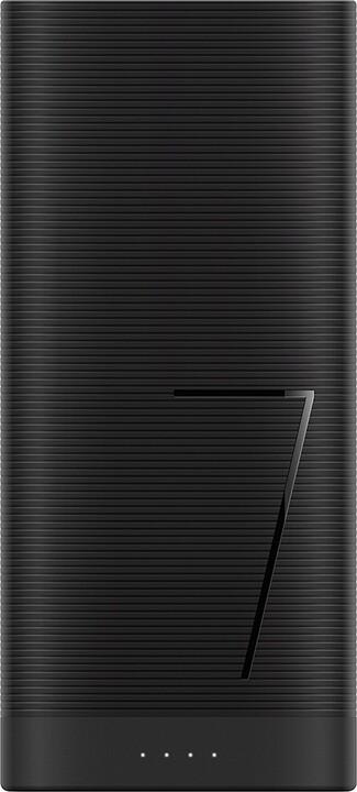 Huawei PowerBank CP07 6700 mAh, černá