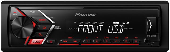 Pioneer MVH-S100UB