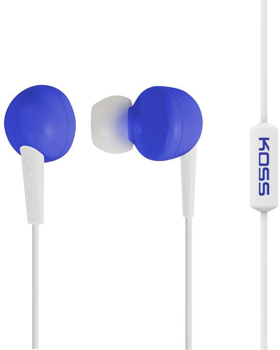 KOSS KEB/6i, modrá
