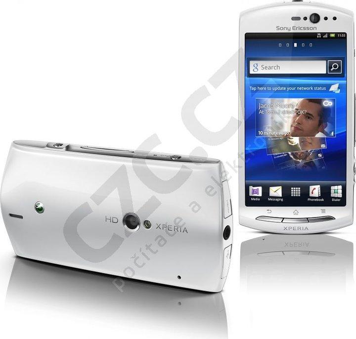 Sony ericsson xperia neo gebruiksaanwijzing