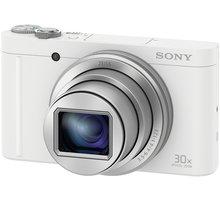 Sony Cybershot DSC-WX500, bílá - DSCWX500W.CE3