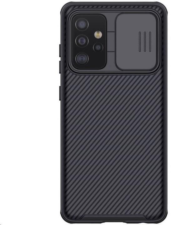 Nillkin zadní kryt CamShield Pro pro Samsung Galaxy A52, černá