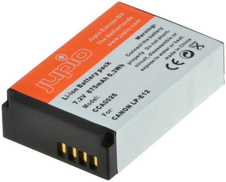 Jupio LP-E12 /NB-E12 akumulátor pro Canon