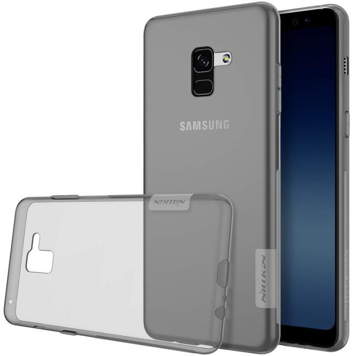 Nillkin Nature TPU pouzdro pro Samsung A530 Galaxy A8 - Grey