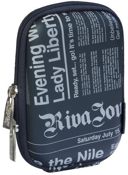 RivaCase 7103, tmavě modrá (newspaper)