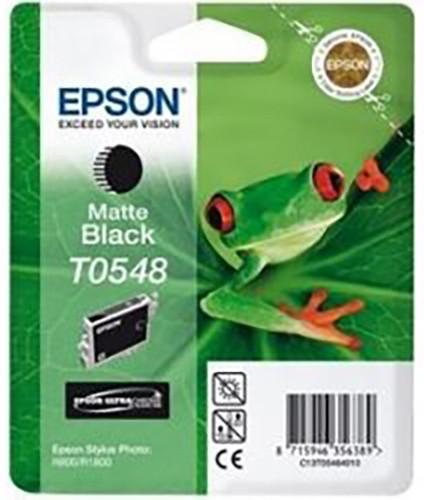 Epson C13T054840, černá