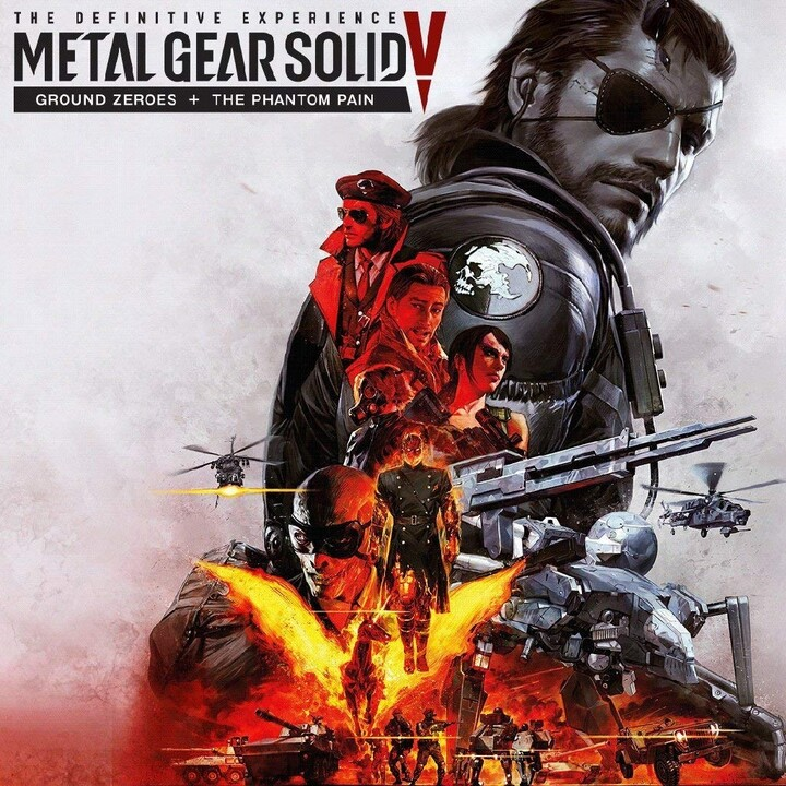 Metal Gear Solid V: The Definitive Experience (PC) - elektronicky