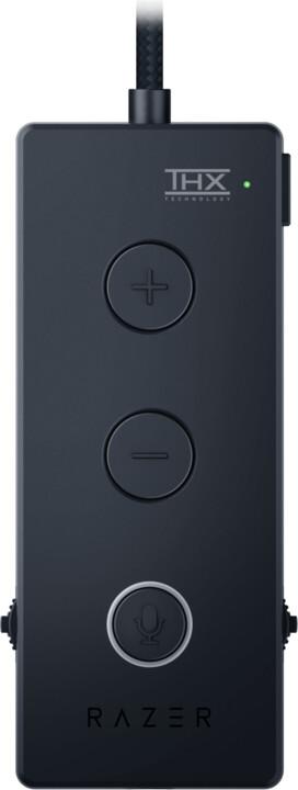 Razer USB Audio Controller, ovladač sluchátek