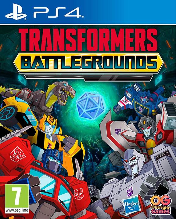 Transformers: Battleground (PS4)