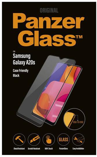 PanzerGlass pro Samsung Galaxy A20s, černá
