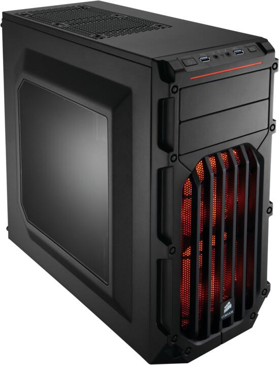 Corsair Carbide Serie SPEC-03 Oranžová LED
