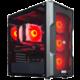 HAL3000 Alfa Gamer Elite 6800, černá