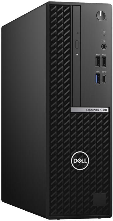 Dell OptiPlex (5080) SFF, černá
