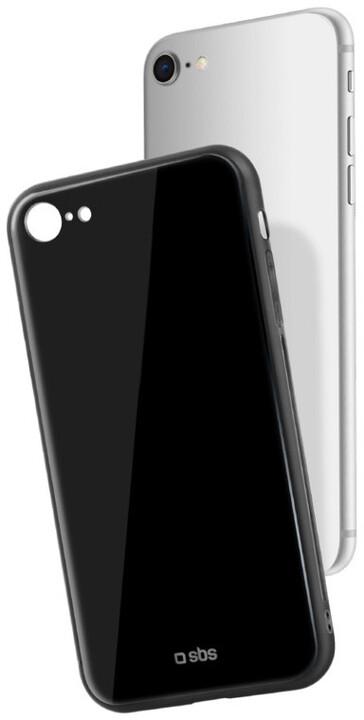 SBS Pouzdro pro iPhone 8/7, černá