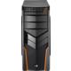 AeroCool V2X, černá/oranžová