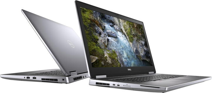 Dell Precision 17 (7740), šedá