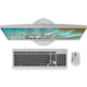 Lenovo IdeaCentre 520-22IKU, stříbrná