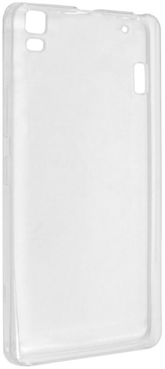 FIXED gelové pouzdro pro Lenovo A7000, bezbarvá