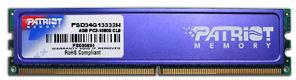 Patriot Signature Line 4GB DDR3 1333 w/heatshield