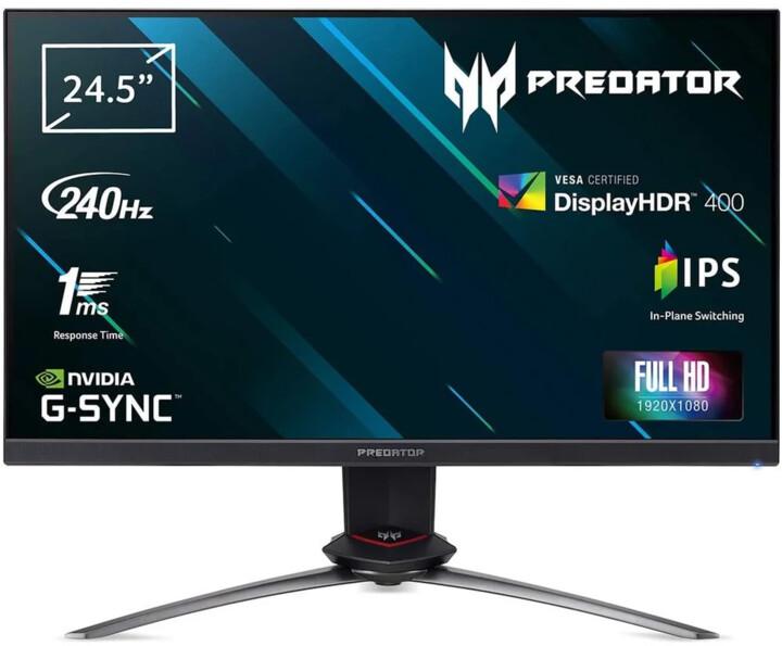 "Acer Predator XB253QGXbmiiprzx - LED monitor 24,5"""