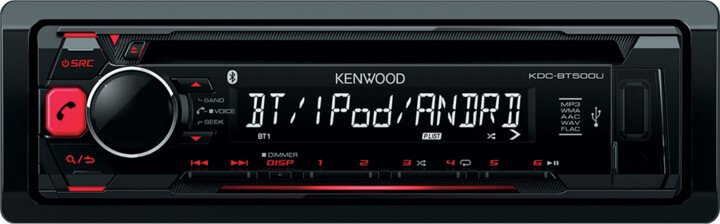 Kenwood KDC-BT500U