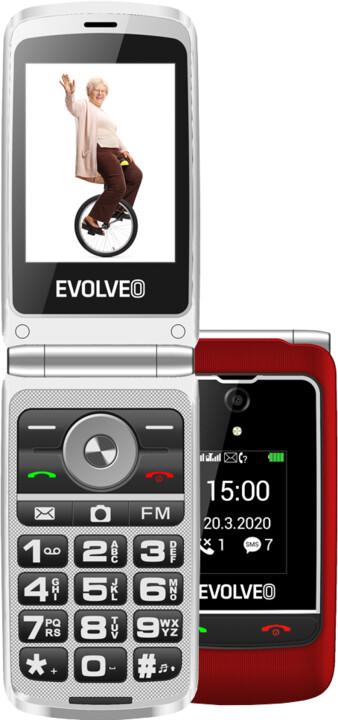 Evolveo EasyPhone FG, Red
