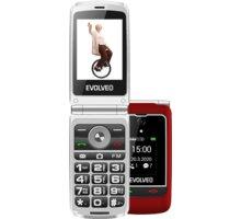 Evolveo EasyPhone FG, Red - Použité zboží