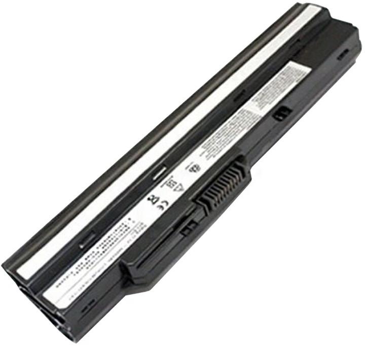 MSI baterie pro netbooky U90, U100 až U200 (mimo model U160), černá