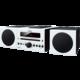 Yamaha MCR-B043, bílá  + Voucher až na 3 měsíce HBO GO jako dárek (max 1 ks na objednávku)