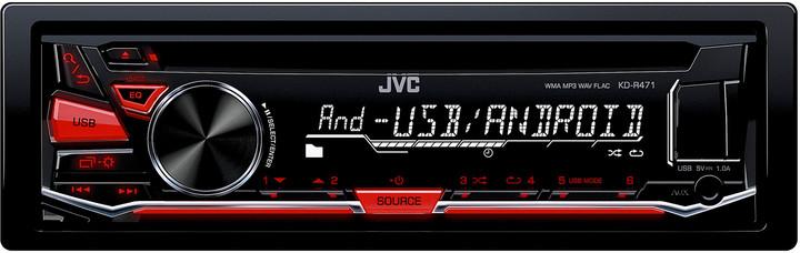 JVC KD R471