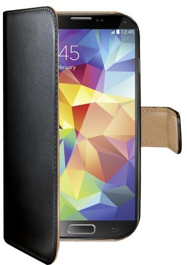 CELLY Wally pro Galaxy S5, černá