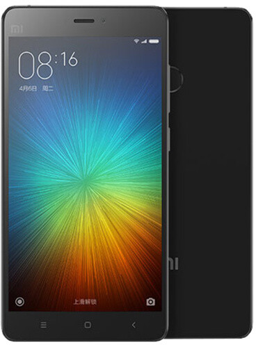 Xiaomi Mi4S - 64GB, LTE, černá