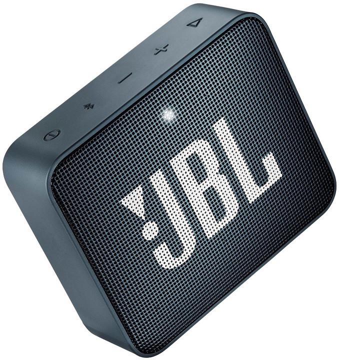 JBL GO2, navy