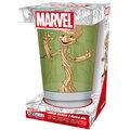 Sklenice Marvel - Groot