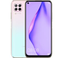 Huawei P40 lite, 6GB/128GB, Sakura Pink Antivir Bitdefender Mobile Security for Android 2020, 1 zařízení, 12 měsíců v hodnotě 299 Kč + Kuki TV na 2 měsíce zdarma