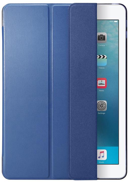 "Spigen Smart Fold Case, blue - iPad 9.7"""