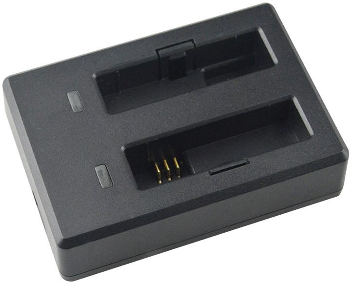 SJCAM externí duální nabíječka pro SJCAM M20
