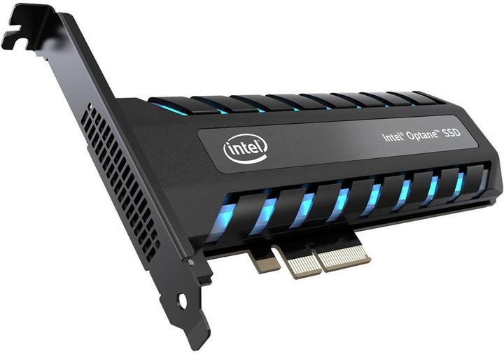Intel Optane 905P, PCI-Express - 960GB