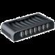 Akasa USB hub Connect 7+ s adaptérem